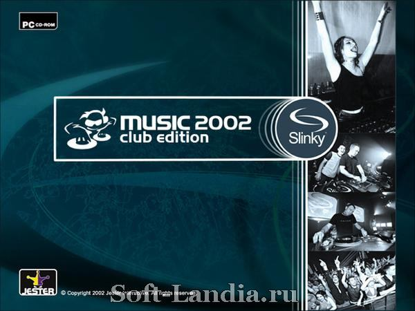 MUSIC 2002 club edition