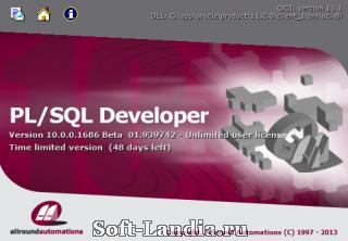 PL/SQL Developer 10.0 Beta