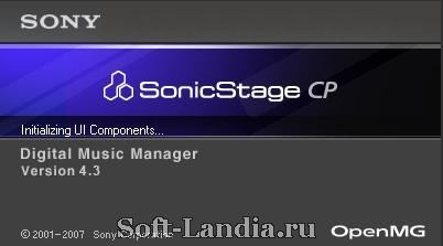 SONY SonicStage
