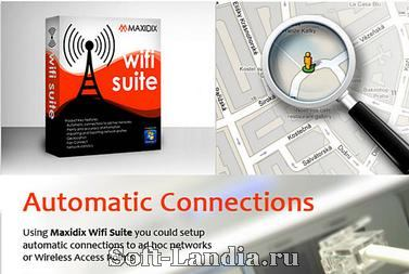 Maxidix Wifi Suite