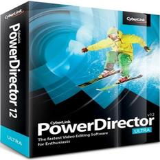 CyberLink PowerDirector Ultra 12