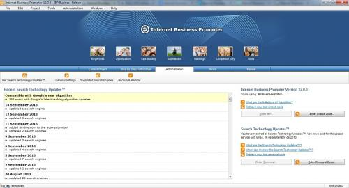 Internet Business Promoter (IBP) v 12.0.3 Final (2013)