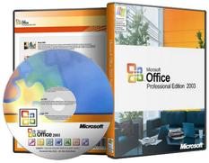 Microsoft Office 2003 Professional (Сборка 2013 г.)