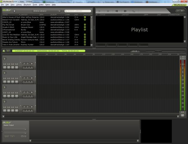MixMeister Fusion+Video 7.4.2