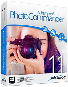 Ashampoo Photo Commander 11 v11.1.1