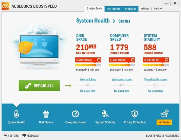 AusLogics BoostSpeed v6.4.0.0 Final