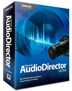 CyberLink AudioDirector Ultra 4