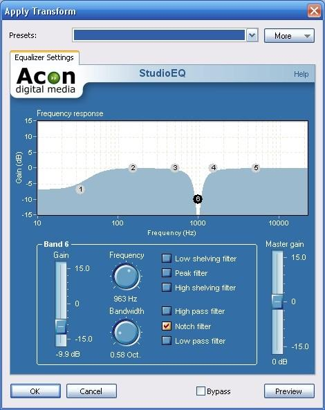Acon Digital Media Acoustica Premium