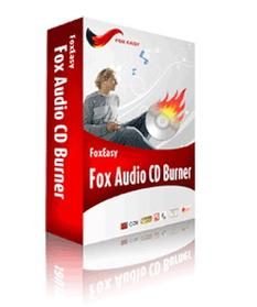 Fox Audio CD Burner 7