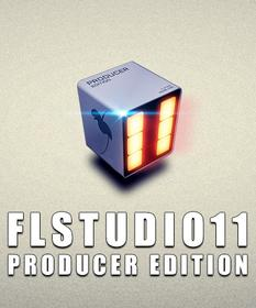 FL STUDIO 11 Producer Edition