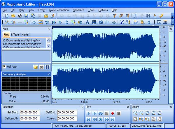 Magic Music Editor 8