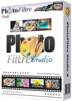 PhotoFiltre Studio X 10.8.1 Final