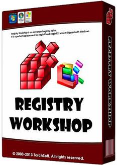 Registry Workshop 4 управление реестром Windows