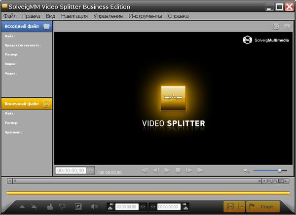 SolveigMM Video Splitter Business Edition + Portable