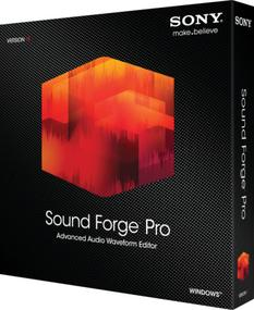Sony Sound Forge Pro 11 + (portable)