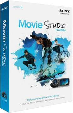 Sony Vegas Movie Studio HD Platinum v13