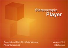 Stereoscopic Player 2.1.1