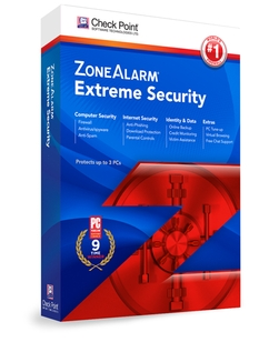 ZoneAlarm Extreme Security 13