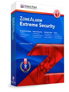ZoneAlarm Extreme Security 12